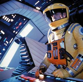 «2001 год: Космическая одиссея» — кадры