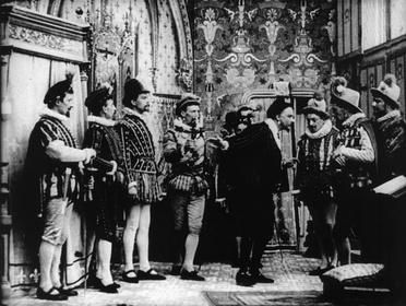 «Убийство герцога де Гиза» — кадри