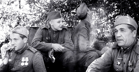 «На війні як на війні» — кадри