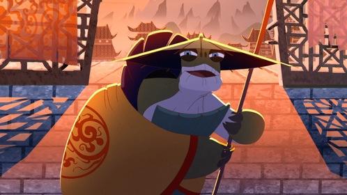 «Панда Кунг-Фу: Секрети майстрів» — кадри