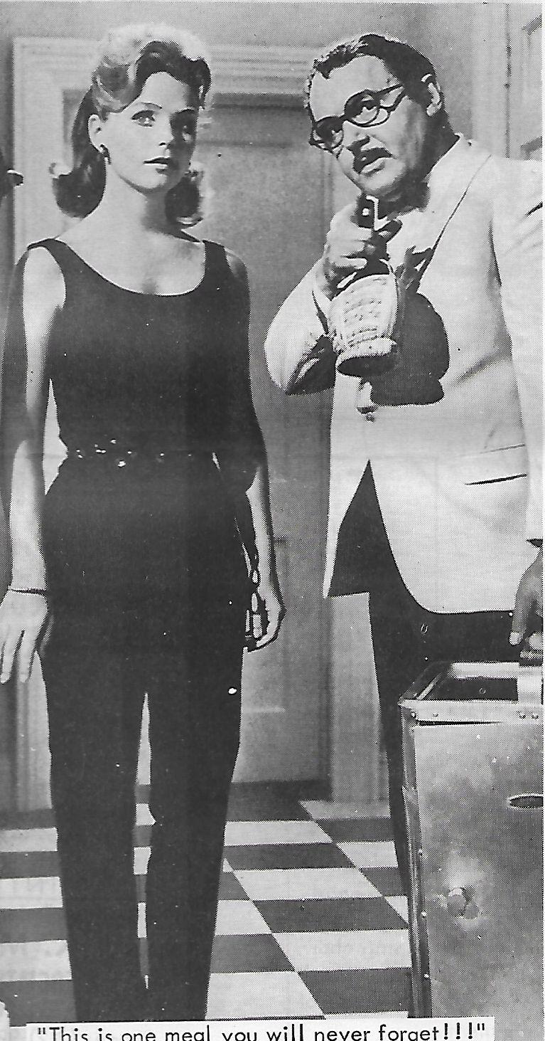 Фильм «С леди так не обращаются» (1968): Ли Ремик, Род Стайгер 767x1463