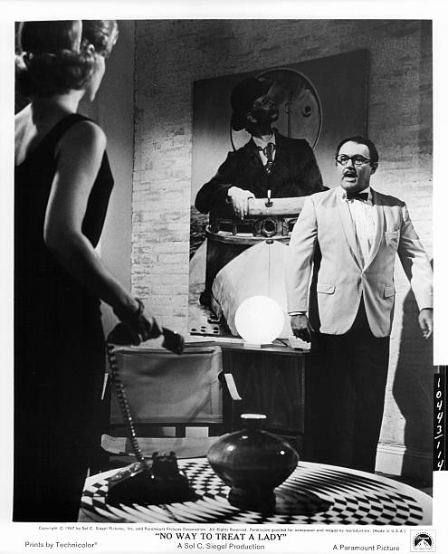 Фильм «С леди так не обращаются» (1968): Ли Ремик, Род Стайгер 495x612