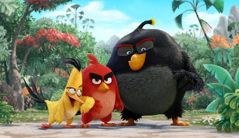 «Angry Birds у кіно» — кадри