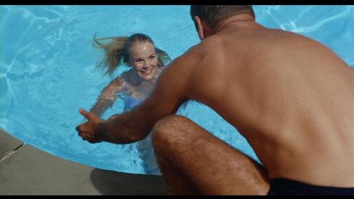 «Пловец» — кадры