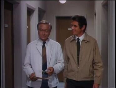 «Доктор Маркус Уэлби» — кадры