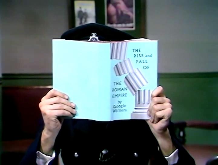 Серіал «Монті Пайтон: Літаючий цирк» (1969 – 1974): 1 сезон, 7 епізод — «Это уже не смешно» (Oh, You're No Fun Anymore) 720x544