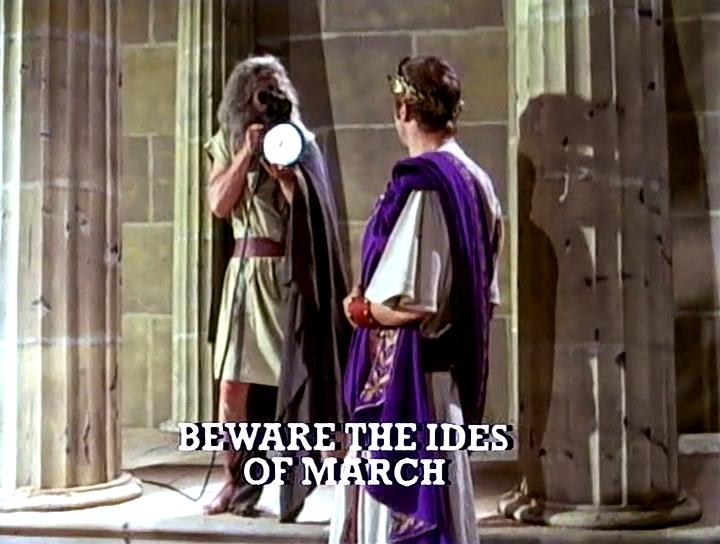 Серіал «Монті Пайтон: Літаючий цирк» (1969 – 1974): 2 сезон, 2 епізод — «The Spanish Inquisition» 720x544