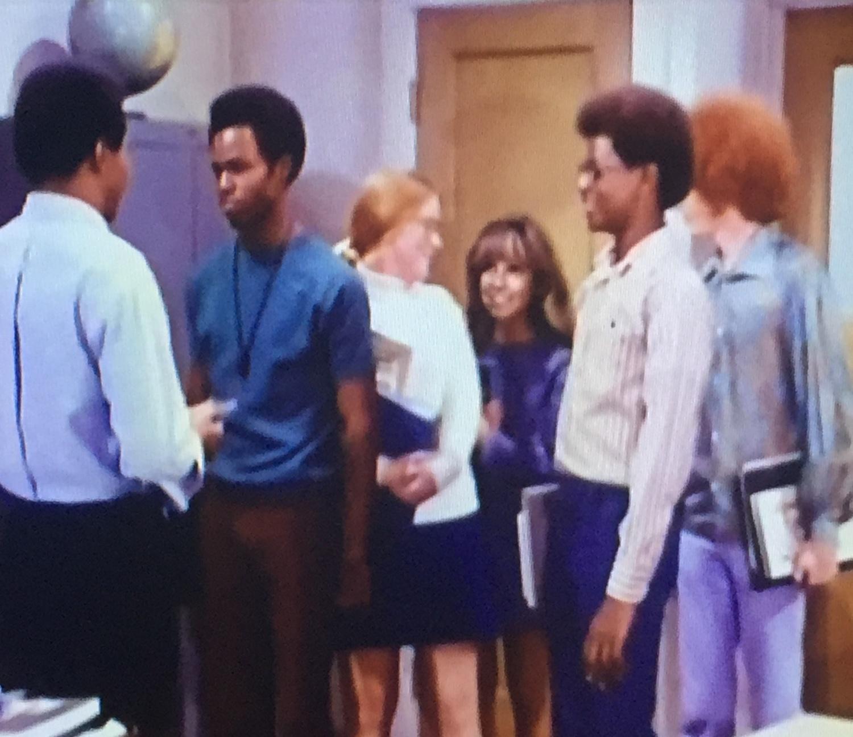 Сериал «Комната 222» (1969 – 1974): 2 сезон, 3 эпизод — «The Lincoln Story» 1500x1295