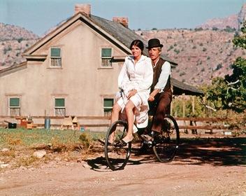 «Буч Кэссиди и Сандэнс Кид» — кадры