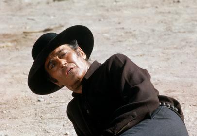 «Одного разу на Дикому Заході» — кадри