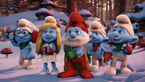 «Смурфики. Різдвяний гімн» — кадри