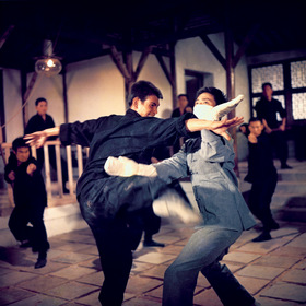 «Китайский боксер» — кадри