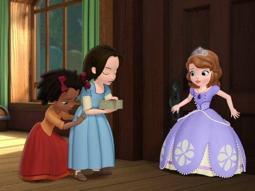 Сериал «София Прекрасная» (2012 – 2018): 1 сезон, 11 эпизод — «Маленькая ведьма» (The Little Witch) 500x375