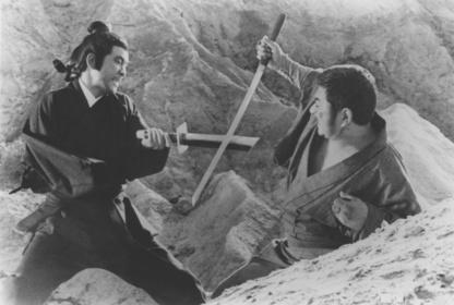 «Однорукий самурай» — кадри