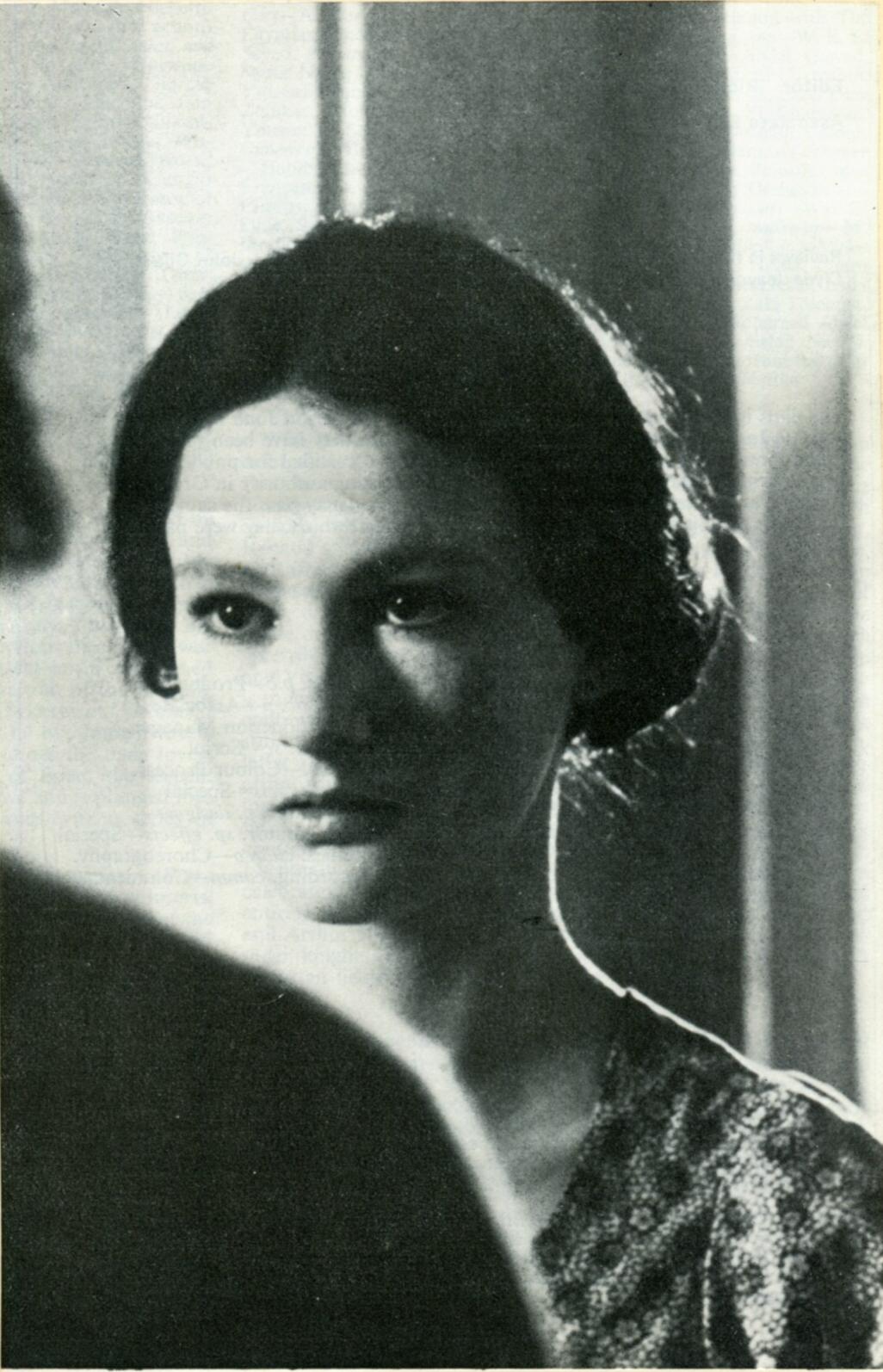 Фільм «Четыре ночи мечтателя» (1971): Ізабель Вайнгартен 1026x1594