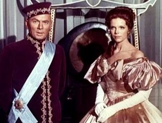 «Анна и король» — кадри
