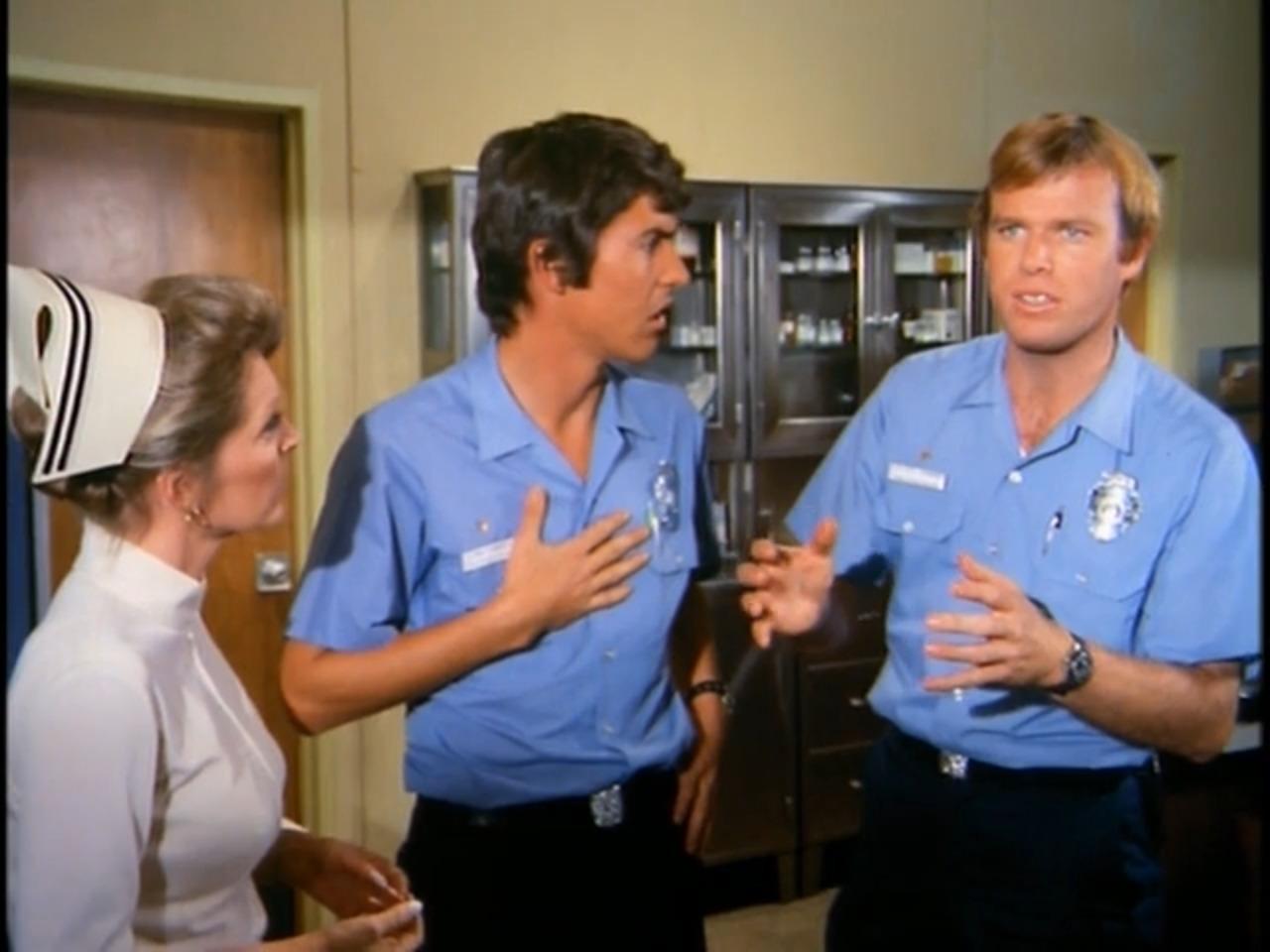 Серіал «Критическое положение!» (1972 – 1979): Джулі Лондон, Рендольф Ментут, Кевін Тай 1280x960