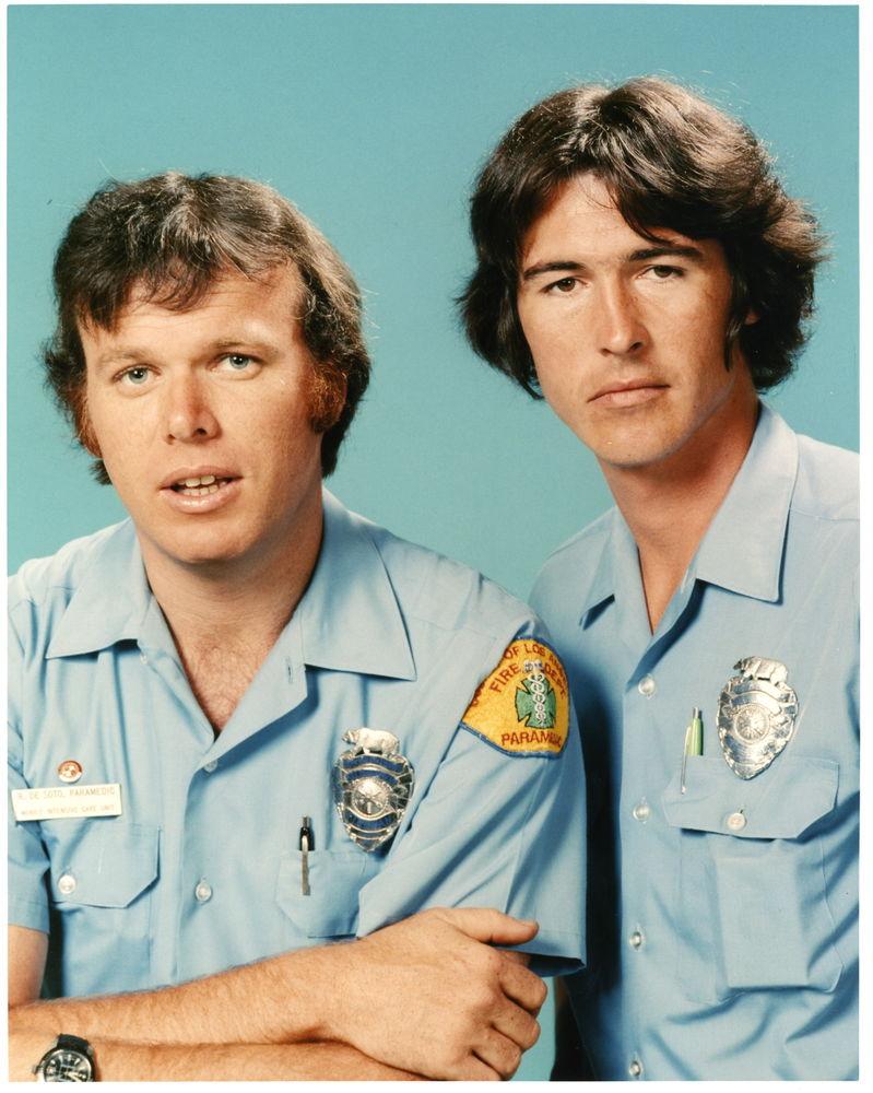 Серіал «Критическое положение!» (1972 – 1979): Рендольф Ментут, Кевін Тай 799x1000