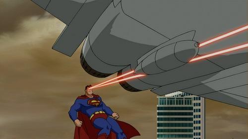«Супермен проти Еліти» — кадри