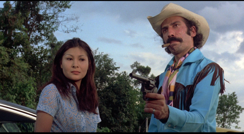 Фильм «Черная мама, белая мама» (1973): Карпи Астуриас, Сид Хэйг 800x442