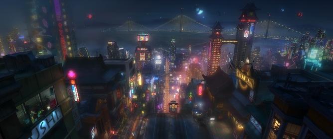 «Город героев» — кадры