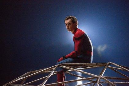 «Человек-паук: Возвращение домой» — кадры