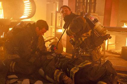 «Пожежники Чикаго» — кадри