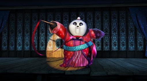 «Панда Кунг-Фу 3» — кадри