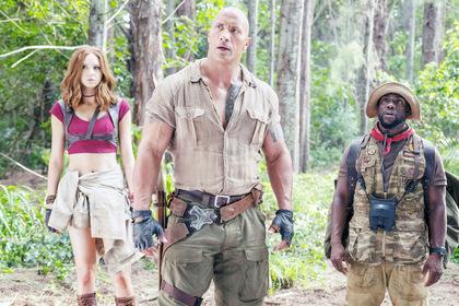 «Джуманджи: Зов джунглей» — кадры