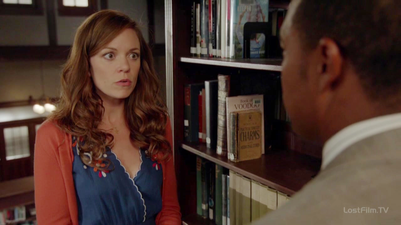 Серіал «Відьми Іст-Енду» (2013 – 2014): Рэйчел Бостон 1 сезон, 3 епізод — «Теперь я ведьма» (Today I am a Witch) 1280x720