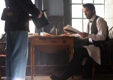 «Убийство Линкольна» — кадри