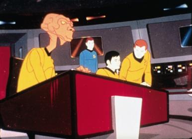 «Зоряний шлях: Анімаційний серіал» — кадри