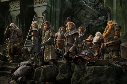 «Хоббит: Битва пяти воинств» — кадры