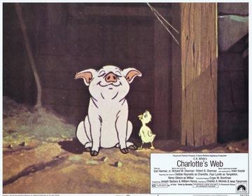 «Паутина Шарлотты» — кадры