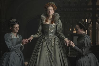 «Марія - королева Шотландії» — кадри