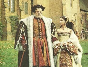 «Генрих VIII и его шесть жен» — кадри