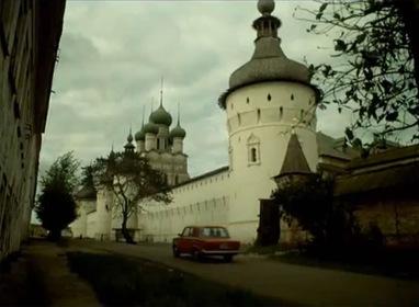 «Невероятные приключения итальянцев в России» — кадры