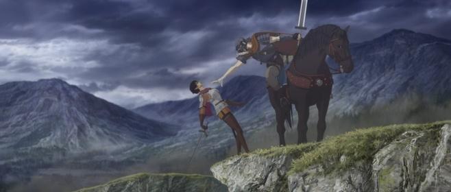 «Берсерк: Золотий вік. Фільм II. Битва за Долдрей» — кадри