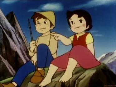 «Хайди — девочка Альп» — кадри