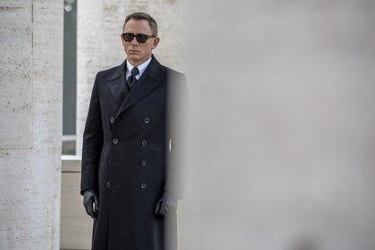 «007: СПЕКТР» — кадры