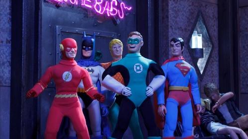 «Робоцып: Специально для DC Comics» — кадри