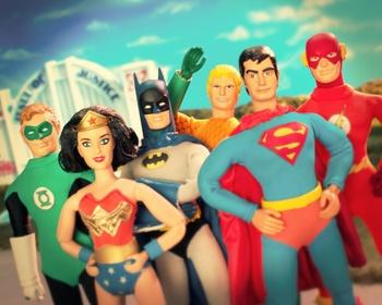«Робоцып: Специально для DC Comics» — кадры