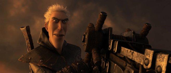 «Как приручить дракона 3» — кадры