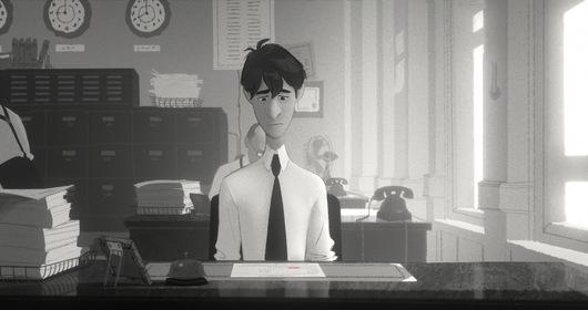 «Паперова людина» — кадри