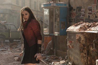 «Мстители: Эра Альтрона» — кадры