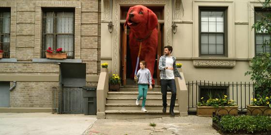 «Великий червоний пес Кліффорд» — кадри