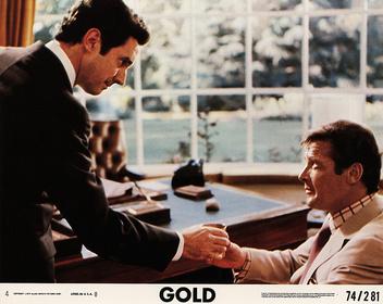 «Золото» — кадри