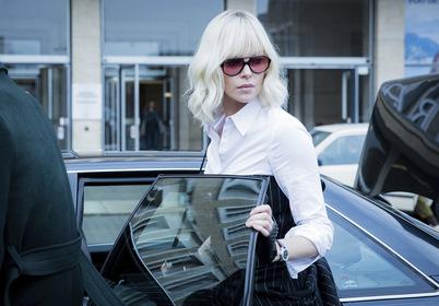 «Взрывная блондинка» — кадры