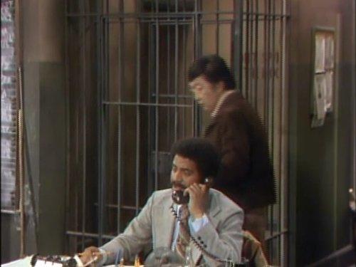Серіал «Барни Миллер» (1975 – 1982): Рон Гласс, Джек Су 1 сезон, 13 епізод — «The Hero» 500x375