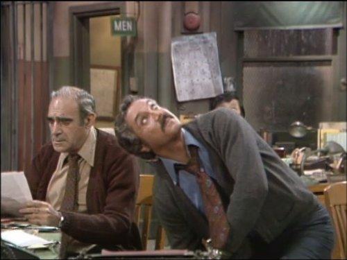 Серіал «Барни Миллер» (1975 – 1982): Хел Лінден, Абе Віґода 2 сезон, 11 епізод — «Rain» 500x375